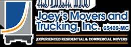 Joey's Movers Logo